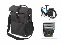 XLC Messenger Tasche anthrazit 31x17x44