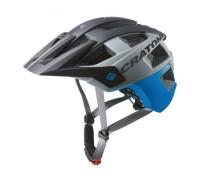 Fahrradhelm Cratoni AllSet (MTB) Gr. M/L (58-61cm) blau/schwarz matt