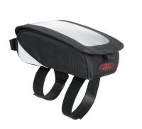 Smartphone Oversize Tasche Norco Dakota schwarz, 20x11,5x8cm, Klettverschluss
