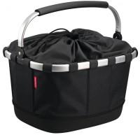 City-Tasche KLICKfix Carrybag GT schwarz, 42x33x28cm, mit UniKlip