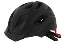 Fahrradhelm Cratoni C-Classic (City) Gr. M/L (54-58cm) schwarz matt