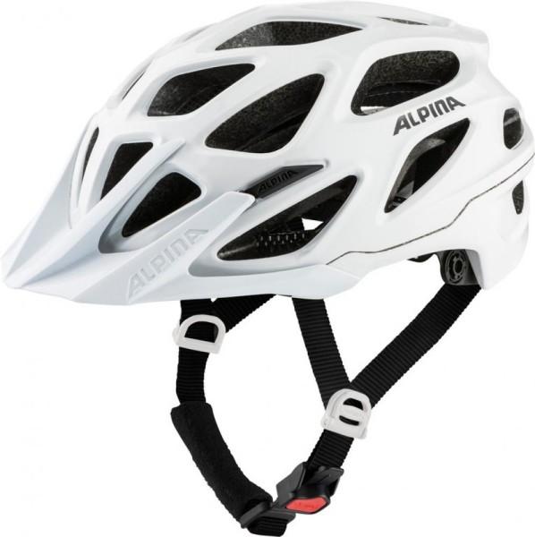 Fahrradhelm Alpina Mythos 3.0 MTB white gloss Gr.52-57cm