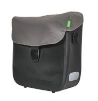 Racktime Seitentasche Tommy onyxschwarz/basaltgrau