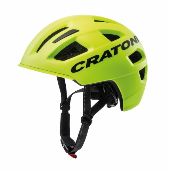 Fahrradhelm Cratoni C-Pure (City) Gr. M/L (58-61cm) neongelb matt
