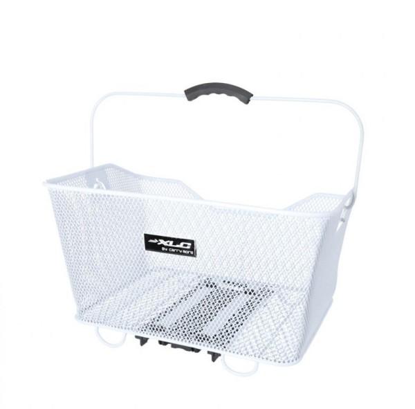 XLC Korb carry more für XLC Systemgepäckträger weiß