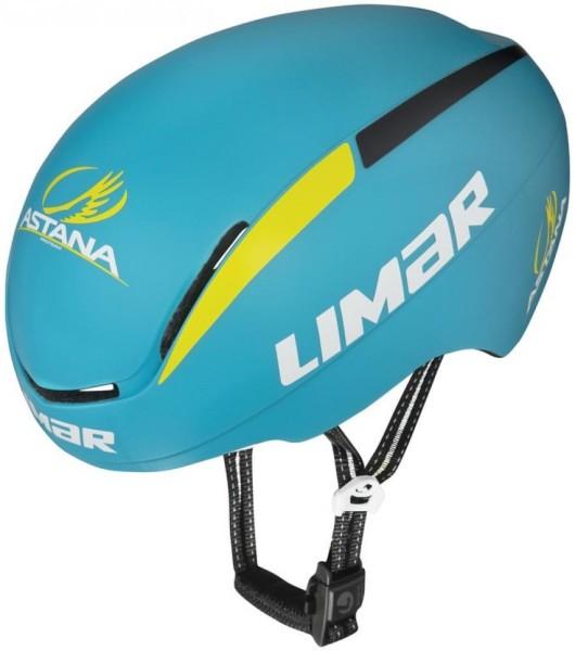 Fahrradhelm Limar 007 Triathlon Astana Pro Team unisize (54-61cm)
