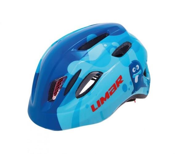 Fahrradhelm Limar Kid Pro S ghost blue Gr.S (46-52cm)