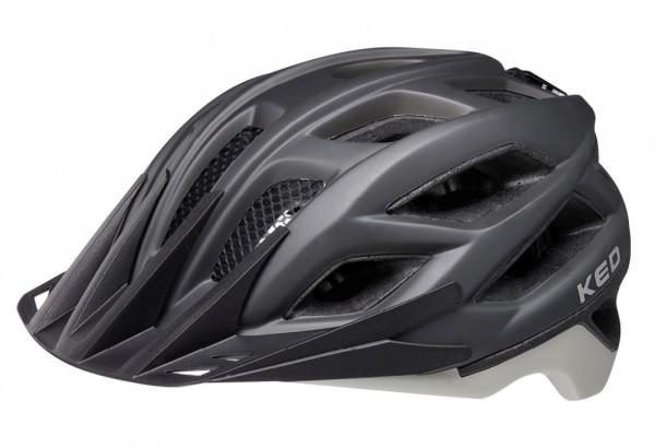 KED Fahrradhelm Companion (2021), process black matt, L 55-61 cm