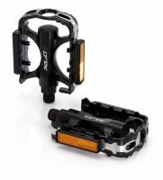 XLC MTB/ATB-Pedal  PD-M02 Alukörper/-käfig, schwarz