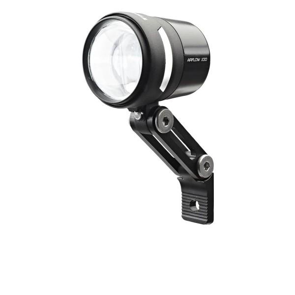LED-Scheinw.Trelock Bike-i Airflow 100 LS 780-T/100 E-Bike,6-12V,sw,m.H.ZL990