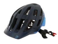 Fahrradhelm Cratoni AllRace (MTB) Gr. M/L (56-61cm) blau matt