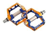 "Pedal Xpedo FACEOFF 18 blau/gold, 9/16"", XMX18AC"