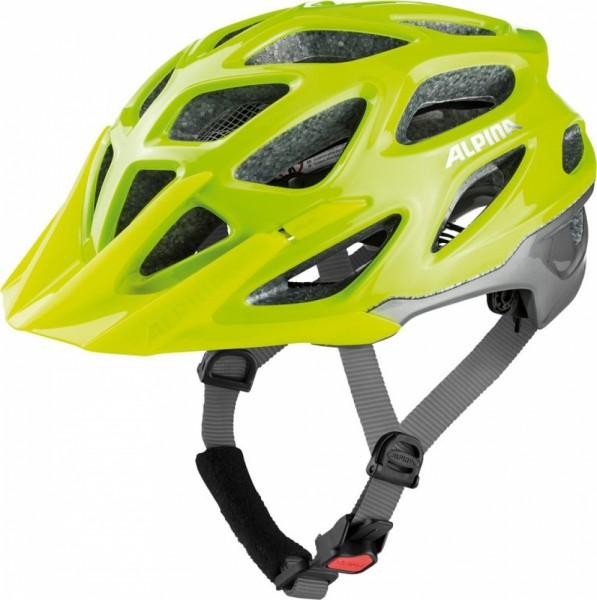 Fahrradhelm Alpina Mythos 3.0 MTB be visible-silver Gr.57-62cm