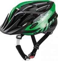 Fahrradhelm Alpina FB Junior 2.0 black-green Gr.50-55cm