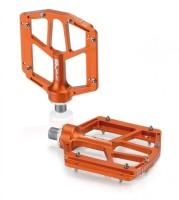 XLC MTB/ATB-Pedal PD-M14 Alu, orange, 320g
