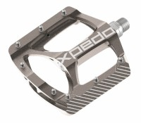 """Pedal Xpedo ZED silber , 9/16"""", XMX27AC"""