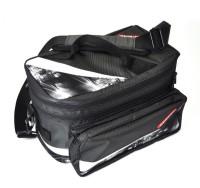 Gepäckträgertasche Pletscher Zurigo City für Pletscher System-Gepäckträger