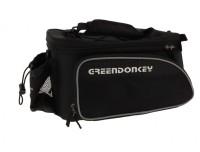 Greendonkey Gepäckträgertasche Gustav 1